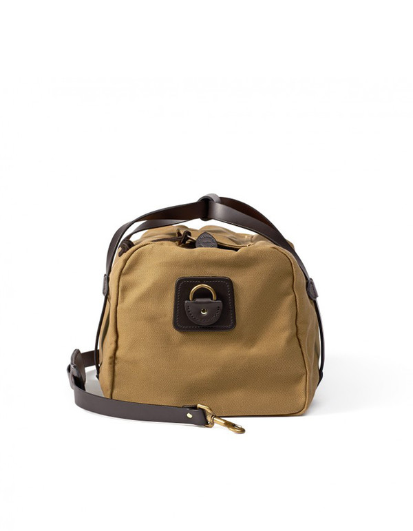 Filson Rugged Twill Small Duffle Tan