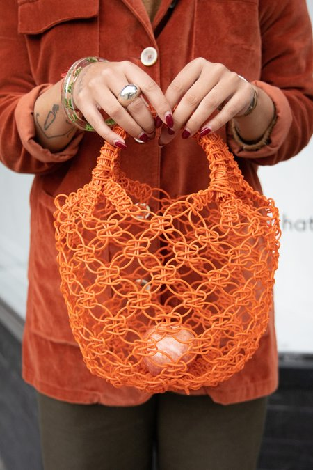 Tuza Cesta Bag - Orange
