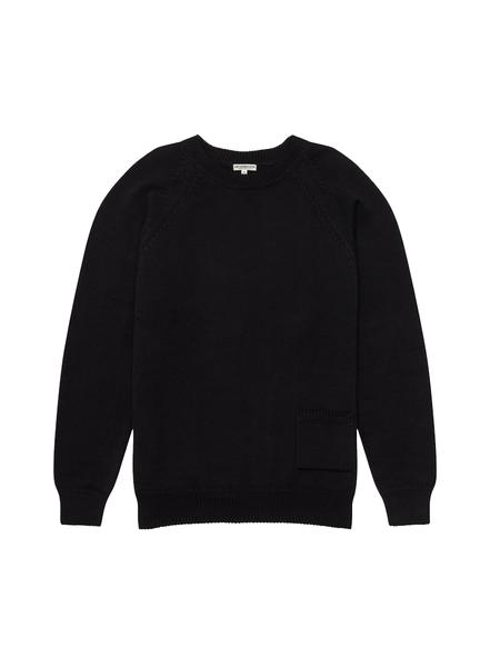 Knickerbocker Barge Sweater - Coal