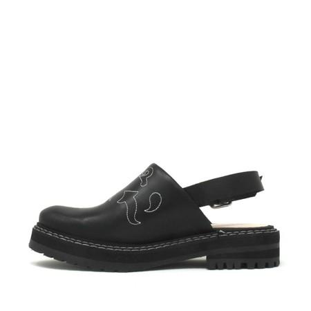TERHI PÖLKKI RIDE sandals - black