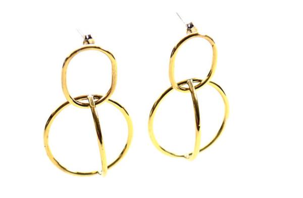 Bloomin' Brilliant Orbit Earrings