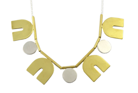 Natalie Joy Mimas Necklace