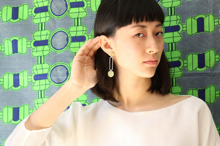 Natalie Joy Solar Nebula earrings