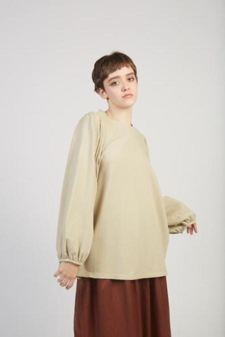 Revisited Matters Victoria Sweatshirt - Pale Green