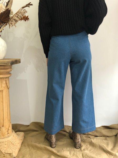 Harly Jae Pierrot Pants - Denim