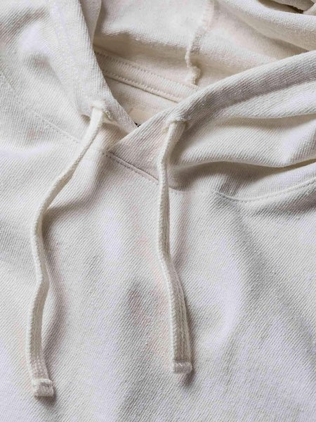 Taylor Stitch The Heavy Bag Hoodie - Natural