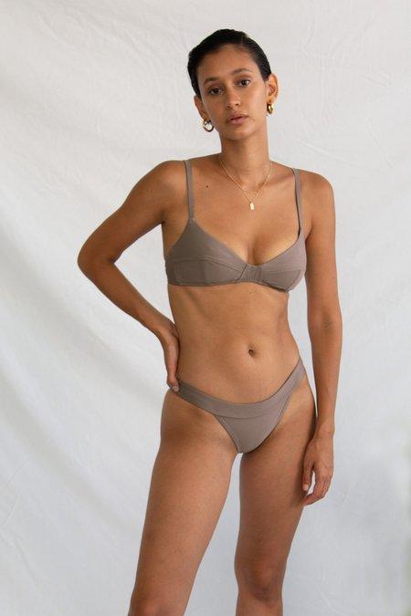 Galamaar Simone Retro Bikini - Beige