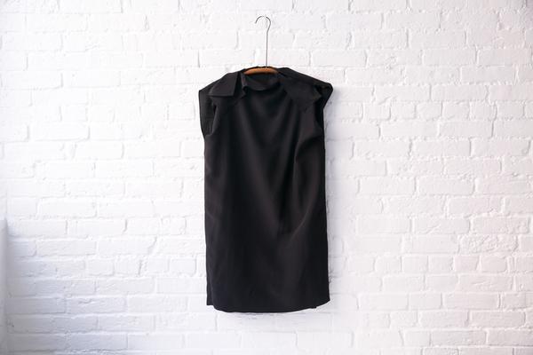 acne studios beal dress