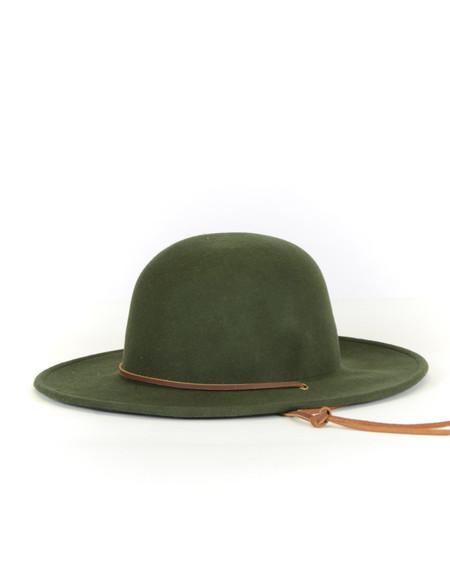 Brixton Tiller Hat Moss
