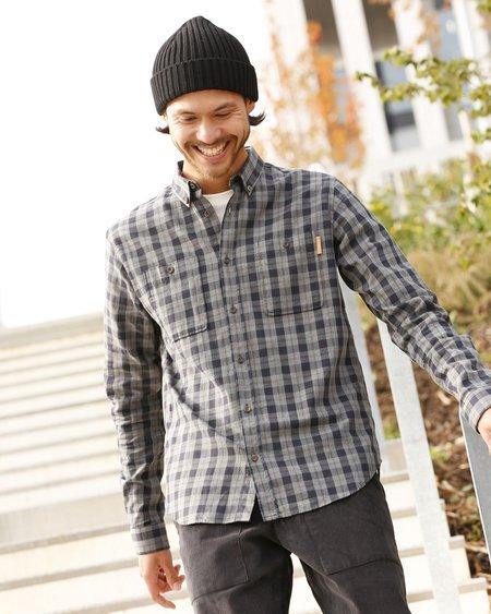 Basus Bricks Shirt - Gray