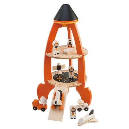 Kids Tender Leaf Toys Cosmic Rocket Set
