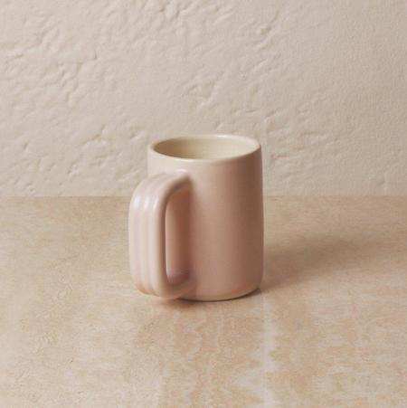 Summer School CORDAGE MUG - BLUSH PINK