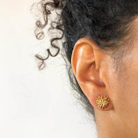 KIRSTEN MEUNSTER Star Pod Earrings