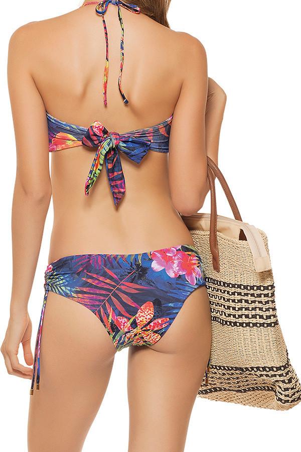 Estivo Bikini Bottom Wide Coverage Waikiki