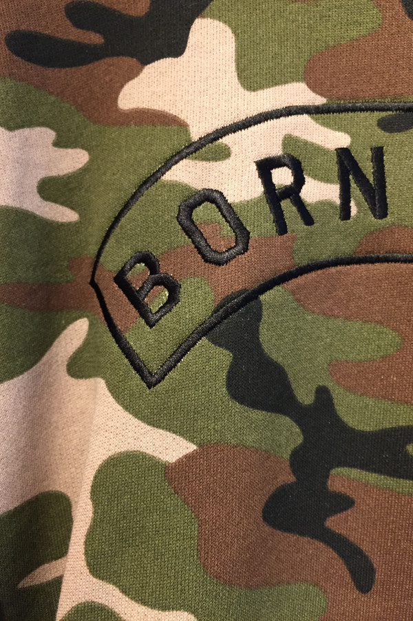 Zoe Karssen 'Born Wild' sweatshirt