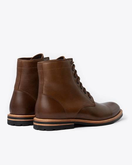 Nisolo Andres All Weather Boot - Brown