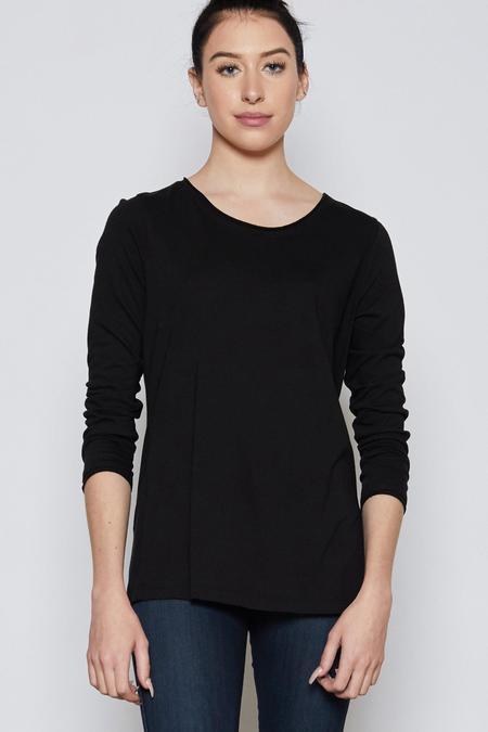 Sam & Lavi Sammy Long Sleeved T-shirt - Black
