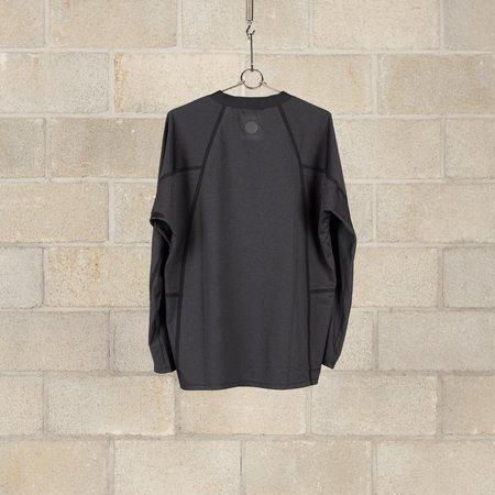 Alk Phenix Orbit Long Sleeve Technista 48 T-Shirt - Heather Black