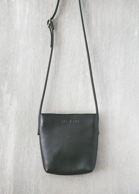The Stowe Mini Juliette Bag in Black