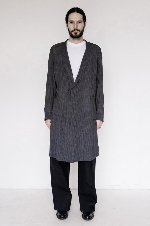 David Michael Tencel Print Robe