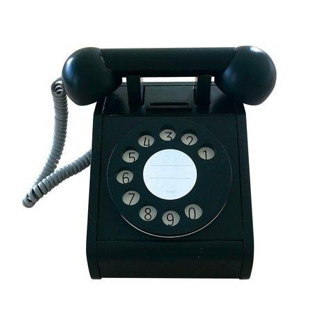 KIDS kiko & gg* Telephone - Black