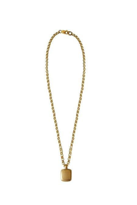 Laura Lombardi marina pendant - 14kt gold pated/brass
