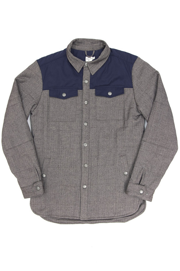 Men's Bridge & Burn Palmer Herringbone Jacket