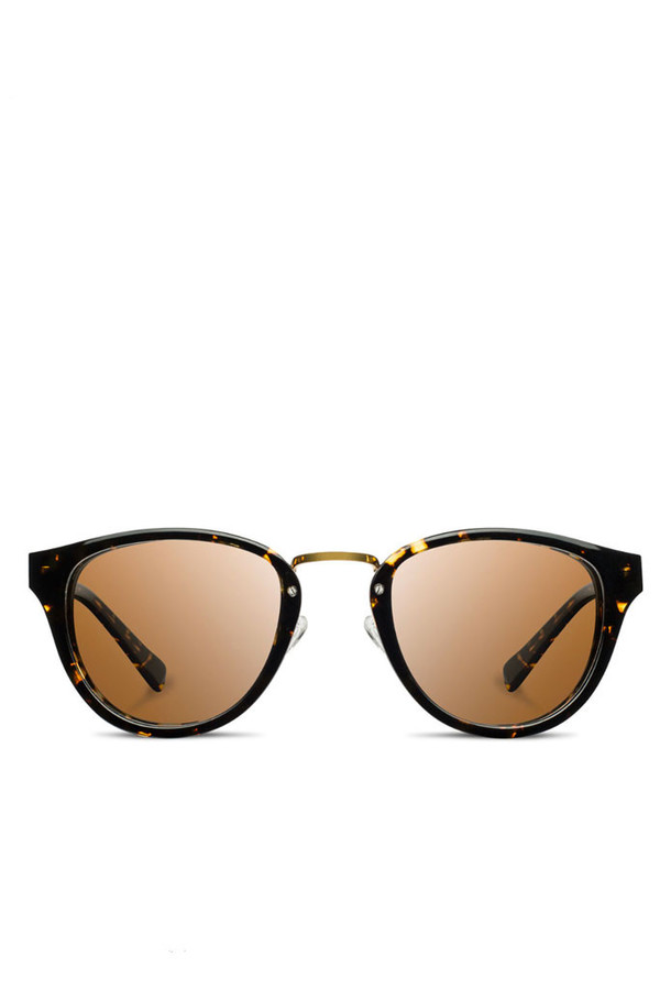 Shwood Ainsworth Dark Speckle Sunglasses
