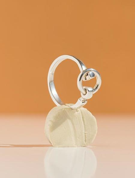 Open House Projects Clasp Ring