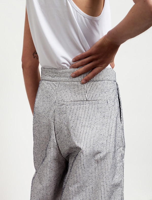 Norse Projects Petra Slub Culottes