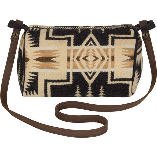 Pendleton Travel Kit with Leather Strap