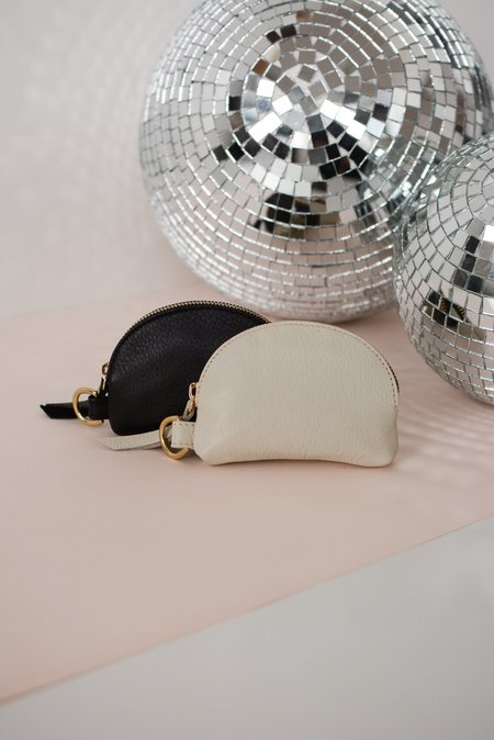 TAH Half Moon Coin Purse