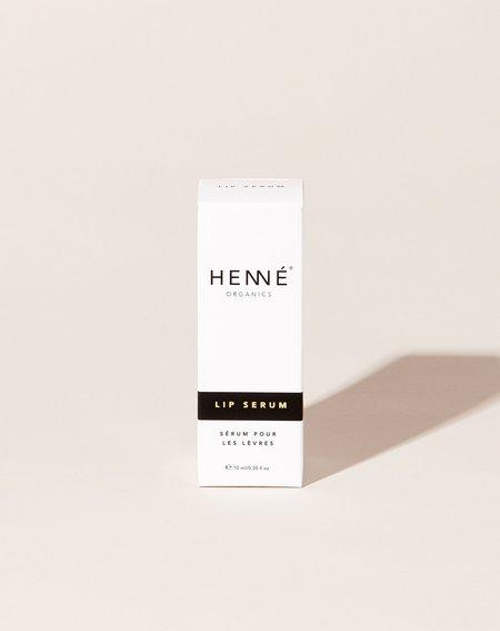 Henné Organics Lip Serum