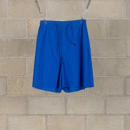 N.Hoolywood Drawstring Broad Shorts - Blue