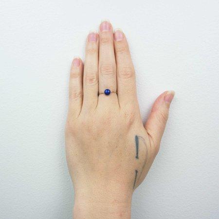 Favor Gumdrop Ring - Lapis