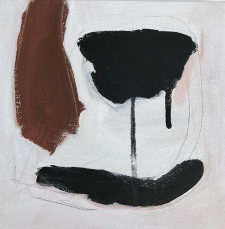 Genevieve Allen False Eyelashes Art Piece