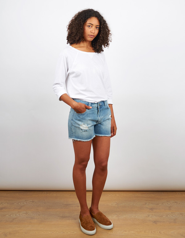 Minimum Seri Shorts Light Blue