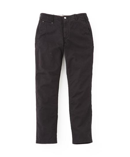 Sandinista MFG B.C Chino Pants Straight - Black