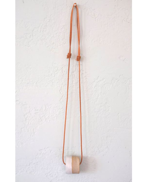 Jujumade Cylinder Necklace