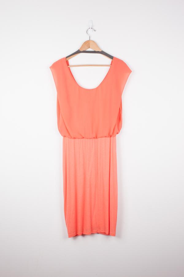 Velvet Gathered Dress