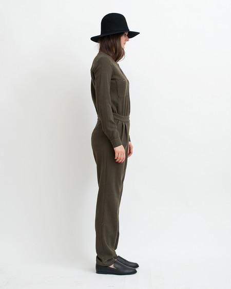 Sessun Leon Jumpsuit - Moss
