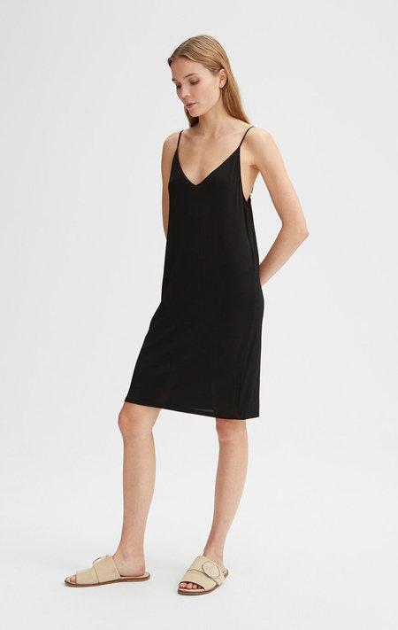 Rodebjer Winifred Slip Dress - Black