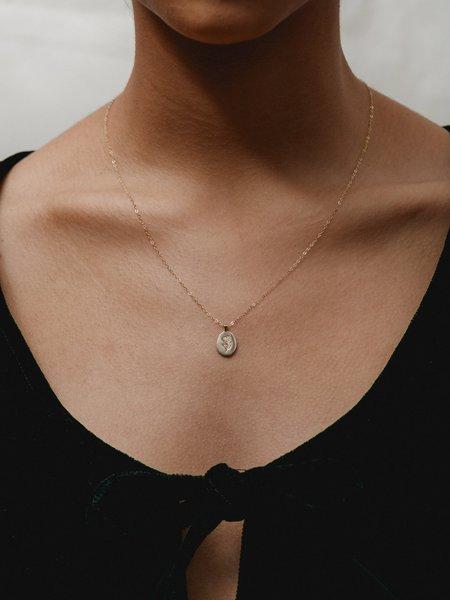 OK Fine Bonita Necklace - 14k gold