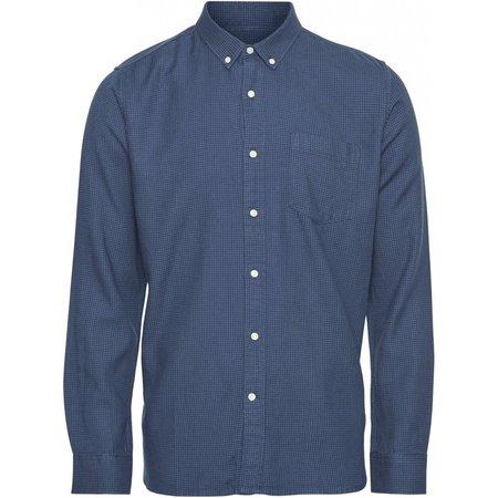 KARI KARI LARCH Long sleeve zig zak shirt