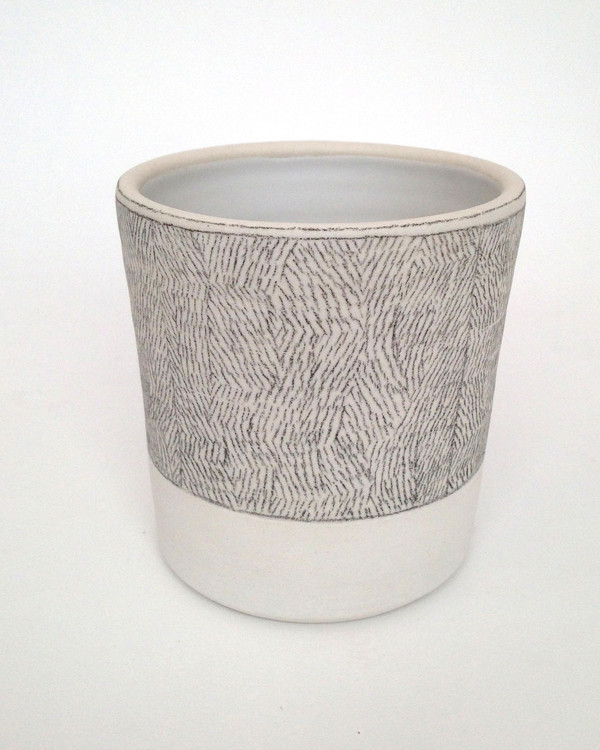 Sarah Blackwell Scribble Planter