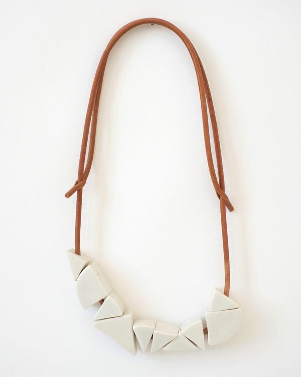 Jujumade Wedge necklace