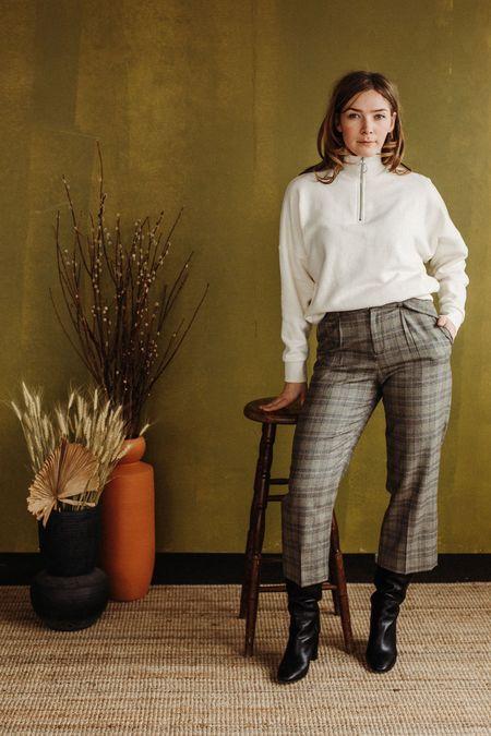 Amanda Moss Pearson Pants