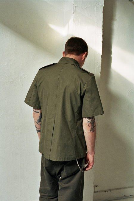 Nicholas Daley Slygo Shirt - Olive Green