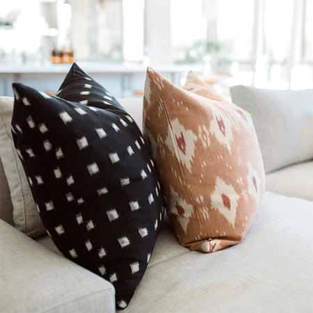 Indaba Ikat Bellini Pillow