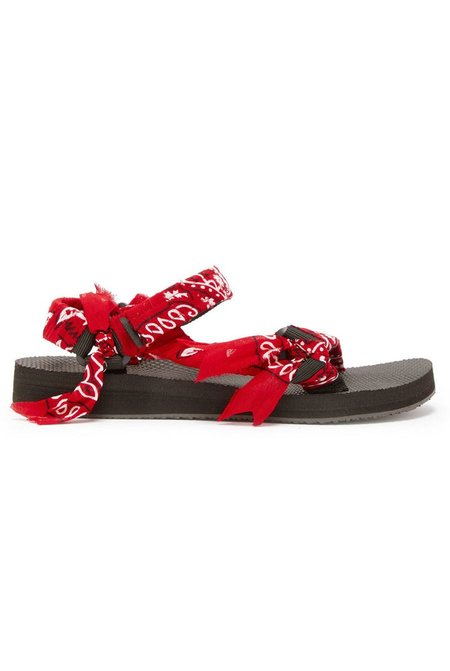 Arizona Love Trekky Sandal -  Red